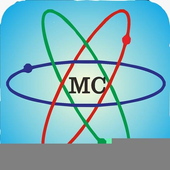 mouse and chemistry icon