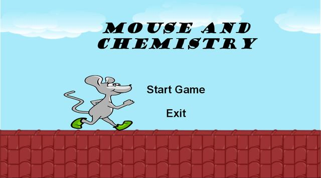 mouse and chemistry poster