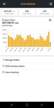SellerMobile for Amazon Seller apk screenshot