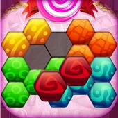 Hexa Blast Candy Blocks icon