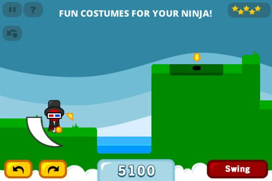9 Iron Ninja apk screenshot