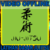 Latihan dasar jujitsu dan jurus jalanan icon