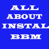 Panduan all B messanger icon