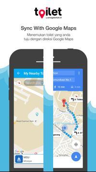 Toilet Rate -Travel Indonesia apk screenshot