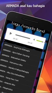 Lagu ARMADA Terlengkap Mp3 apk screenshot