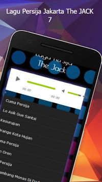 Lagu The Jack Persija JKT screenshot 4