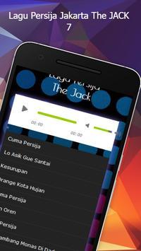 Lagu The Jack Persija JKT screenshot 1