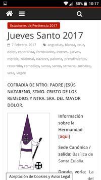 SSM - Semana Santa de Mérida screenshot 4