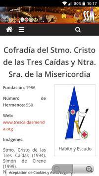 SSM - Semana Santa de Mérida screenshot 1