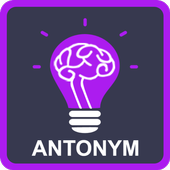 Vocabrain - Antonym icon