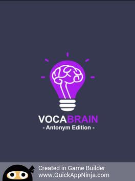 Vocabrain - Antonym apk screenshot