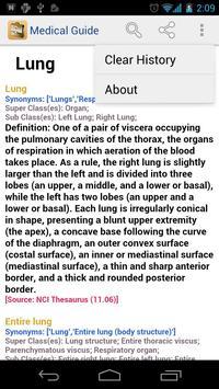 Medical Dictionary & Guide screenshot 3