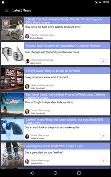 Black Friday 2016 - Best Deals apk screenshot