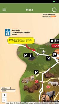 Natural Park of Cabarceno screenshot 1
