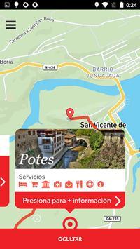 Peregrino Lebaniego Digital apk screenshot