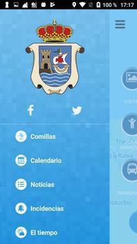 iComillas screenshot 2