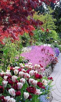 Butchart Gardens Best Jigsaw Puzzle apk screenshot