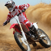 Jigsaw Puzzle Best Game Moto Cross icon