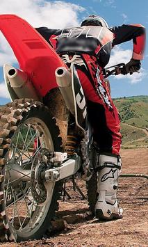 Jigsaw Puzzle Best Game Moto Cross poster