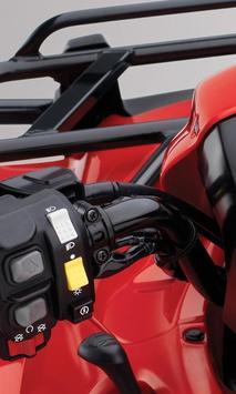 Jigsaw Puzzle Honda Four Trax Foreman Cars apk screenshot