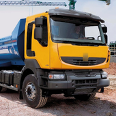 Jigsaw Puzzle Renault Kerax Tipper Best Truck icon