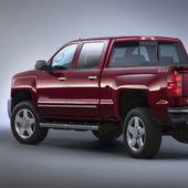 Jigsaw Puzzles Chevrolet Silverado Best Cars icon