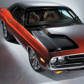 Jigsaw Puzzles Dodge Charger Best Sport Cars icon
