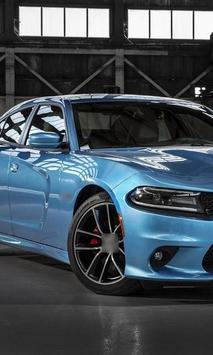 Jigsaw Puzzles Dodge Charger Best Sport Cars screenshot 1