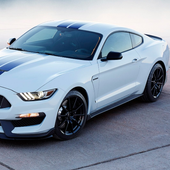 Jigsaw Puzzles Ford Mustang Shelby Best Cars icon