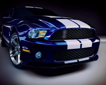 Jigsaw Puzzles Ford Mustang Shelby Best Cars screenshot 4