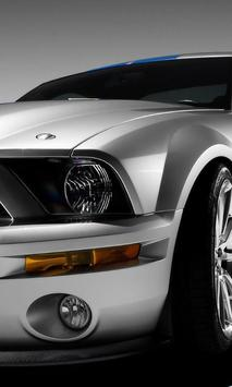 Jigsaw Puzzles Ford Mustang Shelby Best Cars poster