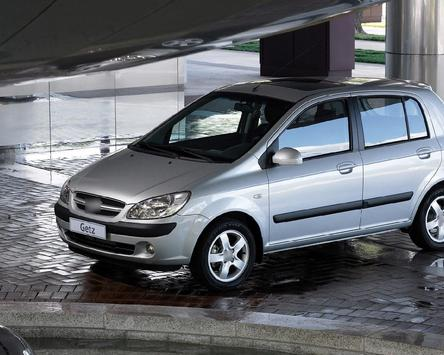 Jigsaw Puzzles Hyundai Getz Best Cars apk screenshot