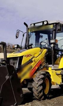 Jigsaw Puzzles JCB Tractors New Best screenshot 1