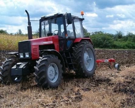 Jigsaw Puzzles MTZ Tractor New Best apk screenshot