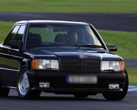 Jigsaw Puzzles Mercedes C Class W201 Best Cars apk screenshot
