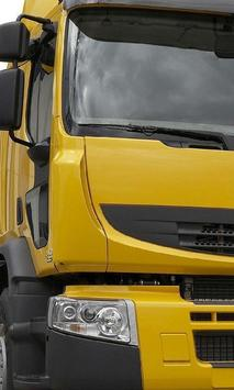 Jigsaw Puzzles Renault Magnum Best Truck poster