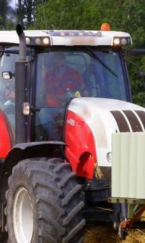 Jigsaw Puzzles Steyr Tractor New Best apk screenshot