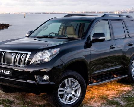 Jigsaw Puzzles Toyota Land Cruiser Best Cars apk screenshot