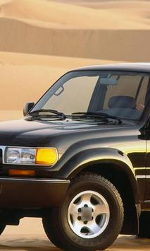 Jigsaw Puzzles Toyota Land Cruiser Best Cars poster
