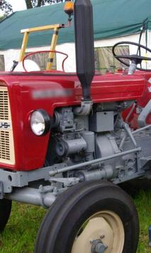 Jigsaw Puzzles Ursus Factory Tractor New Best screenshot 2