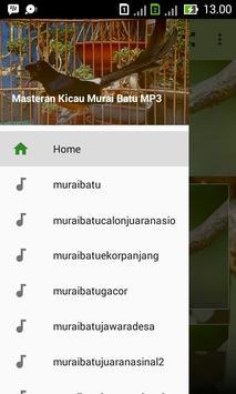 Kicau Master Murai Batu MP3 poster