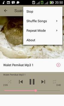 Suara Pemikat Burung Walet screenshot 1