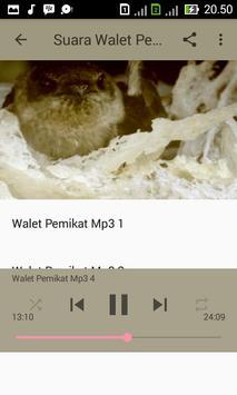 Suara Pemikat Burung Walet screenshot 2