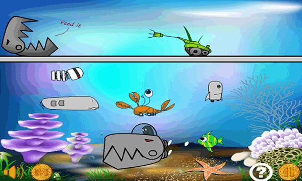 Robot Fish apk screenshot