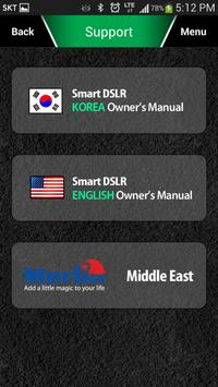 Smart DSLR 2.0 apk screenshot