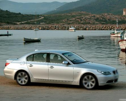 Best Jigsaw Puzzles BMW 530 Sedan screenshot 4