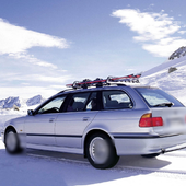 Best Jigsaw Puzzles BMW 530 Touring icon