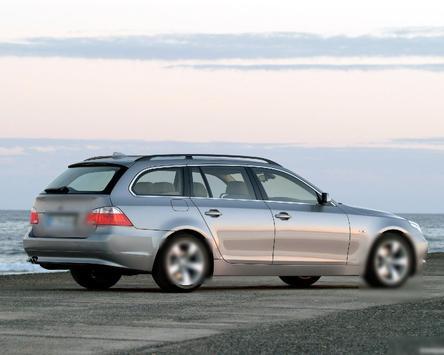 Best Jigsaw Puzzles BMW 530 Touring apk screenshot