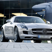 Jigsaw Puzzles HD Mercedes SLS AMG icon