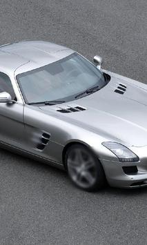 Jigsaw Puzzles HD Mercedes SLS AMG screenshot 1
